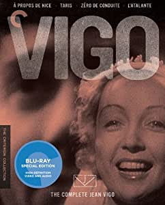 Criterion Collection: The Complete Jean Vigo [Blu-ray] [1934] [US Import]