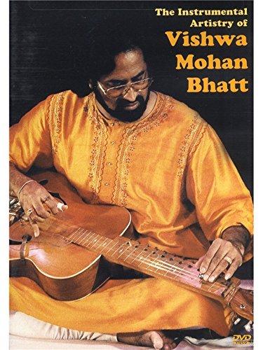 The Instrumental Artistry Of Vishwa Mohan Bhatt. Für Gitarre, Sitar - Sitar-gitarre