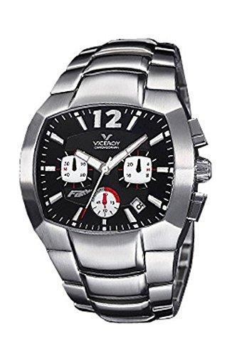 Viceroy Reloj negro Unica