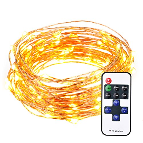 string-lights-pictek-33ft-100-led-christmas-lights-outdoor-string-lights-fairy-lights-with-remote-co