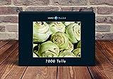 VERO PUZZLE 48683 Cibo Cavolo Rapa, 1000 parti in alta qualità, cellophaned scatola di puzzlen