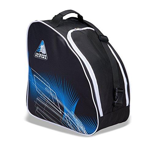 Jackson Schlittschuh-Tasche, Übergroße, schwarz/blau