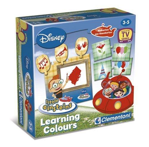 Kleine Einsteins - Farben lernen (Kleine Einsteins Spielzeug)
