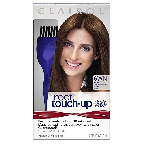 clairol crme colorante nice n easy root touch up retouche des racines - Creme Colorante