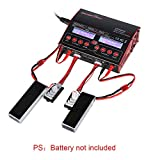 Beatie Lipo Ladegerät, UP240AC DUO 2 Port 20Amps/12A 240Watts Balancing LiPo Battery Charger