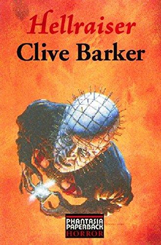 Hellraiser (Phantasia Paperback Horror)