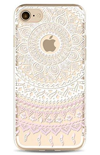 Cover Per iPhone 6/6S Plus 5.5 ,Hippolo Custodia Protettiva Shell Case Cover Per iPhone 6/6S Plus 5.5 in Silicone TPU 8