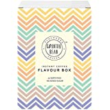 Country Bean Assorted Flavour Box ,25 Single Serve sachets