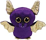 TY 36412 Count, Fledermaus m. Goldflügel 24cm Beanie Boo's, lila, Gold