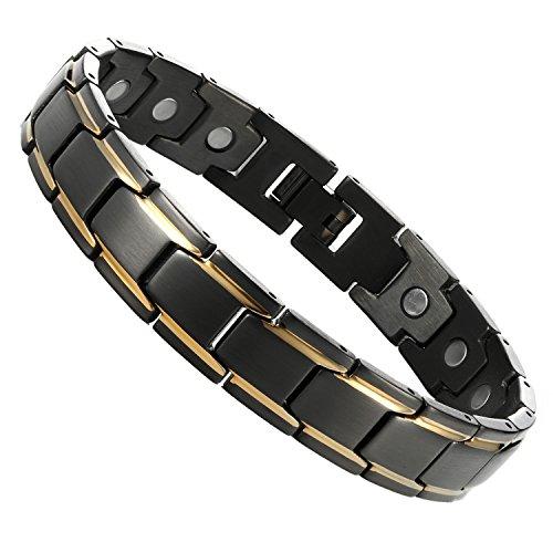 unico-y-de-enlace-de-imanes-de-acero-inoxidable-316l-hombre-pulsera-negro-oro