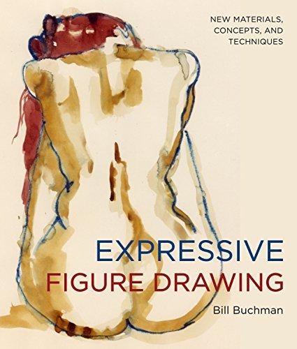 Expressive Figure Drawing por Bill Buchman