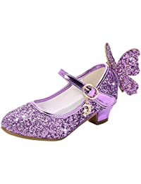Riverdalin Newborn Infant Girls Mary Jane Shoes Baby Girls Cat Anti-Slip Flats Princess Shoes Sandals