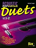 Acoustic Pop Guitar Duets incl. CD