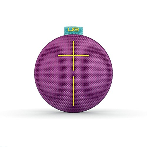 UE ROLL Wireless Mobile Bluetooth Speaker (Waterproof and Shockproof)-Sugarplum