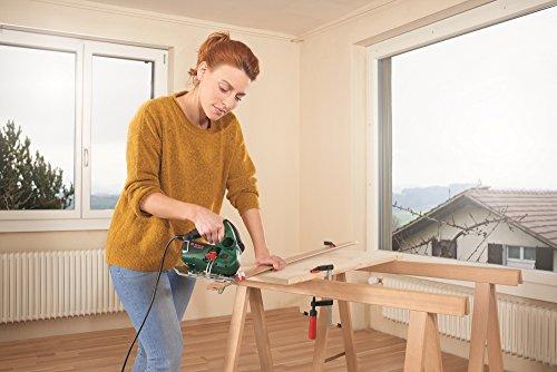Bosch Sägeblatt Wood Basic 50 (mit NanoBlade Technologie für EasyCut 12, 50, AdvancedCut 18 und AdvancedCut 50) - 6