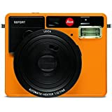 Leica 19108 Sofort Instant Film Camera, Orange