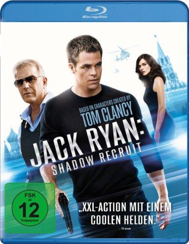 Jack Ryan: Shadow Recruit [Blu-ray] hier kaufen