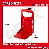 Kofferraum Organizer Ladungssicherung Fixier für Auto KFZ CARGONIZER