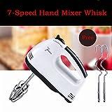 Okayji HE-133 Hand Mixer 7 Speed 180 Watt, White