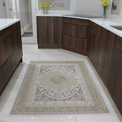 alfombra-para-salon-clasica-antideslizante-color-marfil-tejido-plano-9-tamanos-disponibles