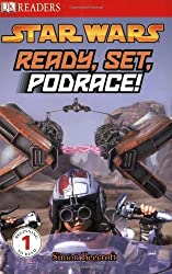 DK Readers L1: Star Wars: Ready, Set, Podrace! by Beecroft, Simon (2007) Paperback