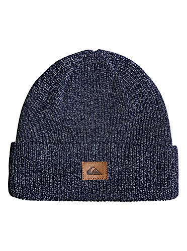 Quiksilver EQBHA03038 Bonnet Garçon, Medium Grey Heather, FR Fabricant : Taille Unique