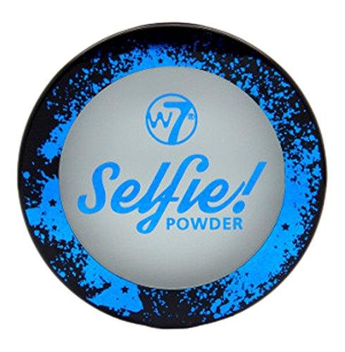 W7 Poudre compacte spéciale selfie, 6 g