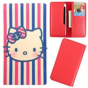DooDa - For Huawei Honor Holly PU Leather Designer Fashionable Fancy Case Cover Pouch With Card & Cash Slots & Smooth Inner Velvet