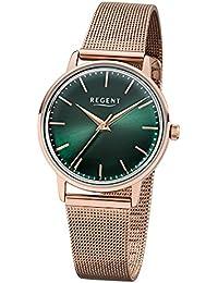 REGENT Damen-Armbanduhr 12210985