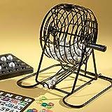 Wenwenzui-ES Juego de Beber en la Barra Juego de Bingo de Juguete Juego de Vino de Bar Máquina de lotería Bingo Juegos de Escritorio