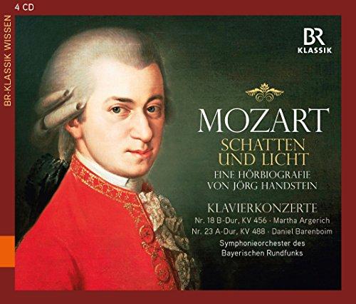 Preisvergleich Produktbild Mozart: Schatten und Licht - eine Hörbiografie