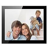 Cadre photo numérique LCD de 19 pouces et cadre vidéo HD avec capteur de mouvement Lecteur multimédia HD