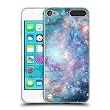 Head Case Designs Offizielle Barruf Abstrakter Raum 2 Galaxie Soft Gel Hülle für Apple iPod Touch 5G 5th Gen