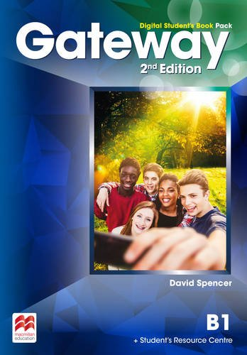 Gateway 2nd edition B1+ Digital Student's Book Pack par David Spencer