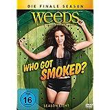 Weeds-die Finale Season-3 Discs