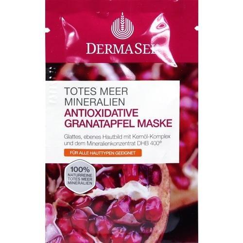 Dermasel Maske Granatapfe 12 ml - Derma Tagescreme