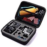 XCSOURCE® Tragbar Mitte Größe Spielraum-Speicher Schutztragetasche Tasche für GoPro Hero