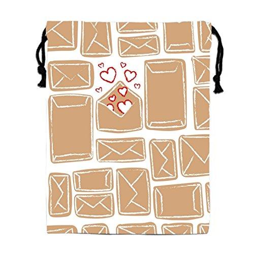 (STBESY Native American Attribute Kordelzug Wasserdicht Partyzubehör Tasche Tasche für Frauen Herren M Craft letters2)