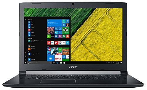 .Acer Aspire 5 A517 i7 17.3 inch IPS HDD+SSD Black