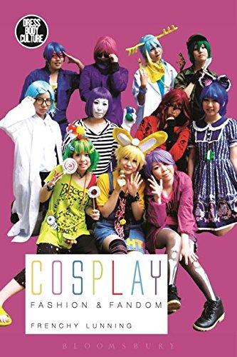 Cosplay: Fashion & Fandom (Dress, Body, Culture) (Fantasy Sport Kostüm)