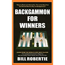 Backgammon For Winners, 3rd Edition.