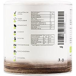 BIO Matcha Tee – Cooking | 100g | BIO Qualität | Smoothies – Shakes – Matcha Latte | Hochwertige Aroma-Schutzdose | OHNE Zusätze | Vegavero: from Nature - with Passion - for You!