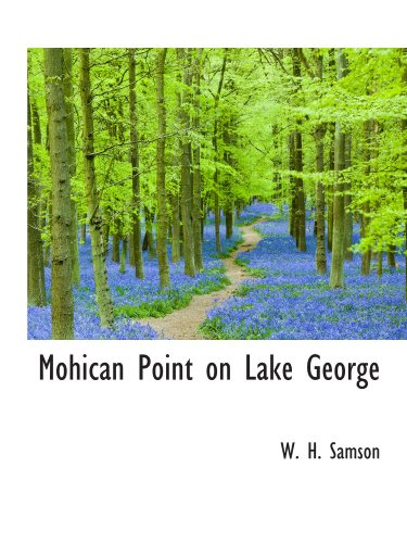Mohican Point on Lake George