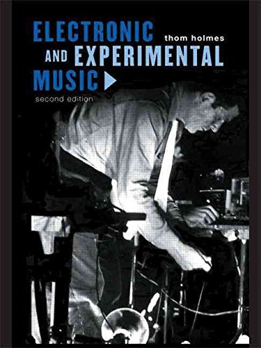[(Electronic and Experimental Music)] [By (author) Thomas Holmes] published on (January, 2003)
