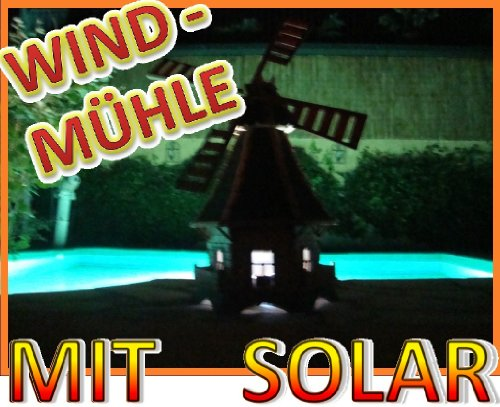 xl-windmuehle-windmuehlen-garten-mit-holzschindeldachohne-premium-2x-solarbeleuchtung-zubehoerkugelgelagert-wms100du-os-1-m-gross-dunkelbraun-braun-3