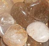 RUTILATO quarzo tumblestones - Grande