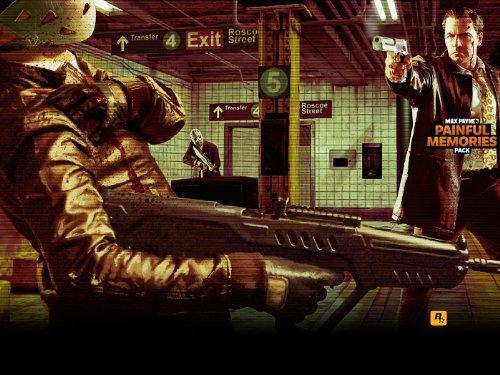 Max Payne 3 Painful Memories Pack DLC