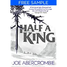Half a King: free sampler (Shattered Sea, Book 1)