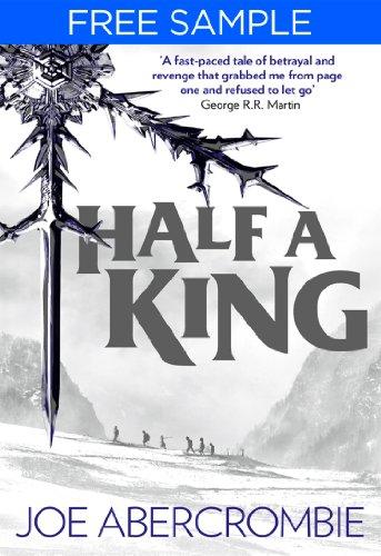 Half a King: free sampler (Shattered Sea, Book 1) (Quick Release Viking)