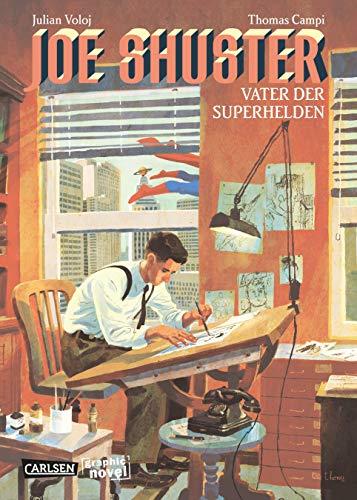 Joe Shuster: Der Vater der Superhelden